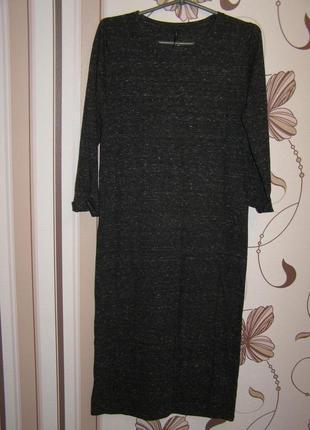 Платье миди chicoree basic, р.с-м
