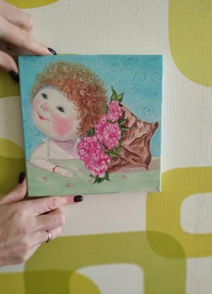 Картины ангелы