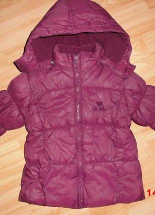 Курточка фірми сhicco на ріст 92 см.