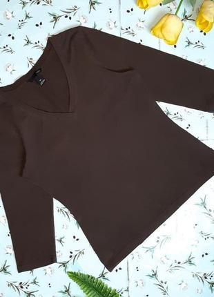 🎁1+1=3 стильный кофейный гольфик свитер водолазка с рукавом 3/...