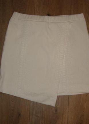 Lefties юбка с запахом, р.м
