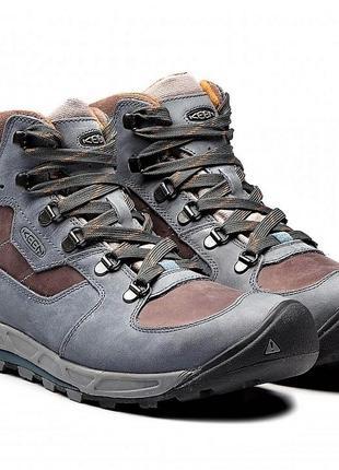 Ботинки keen westward mid leather wp размер 11 us оригинал