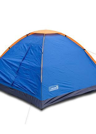 Палатка 3-х местная для туризма Coleman 1012