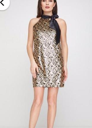 Красивое платье в пайетки итальянского бренда rinascimento (94)
