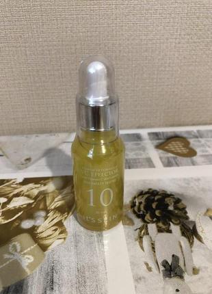 Сыворотка Power 10 Formula VS Effector с витамином С, It's skin