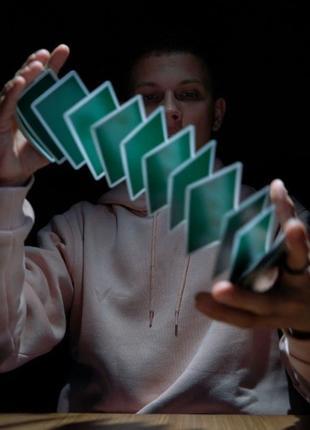 Мастер класс по работе с колодой игральных карт