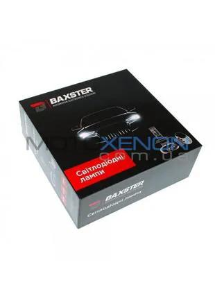 Светодиодные LED лампы 5000K BAXSTER S1 H4