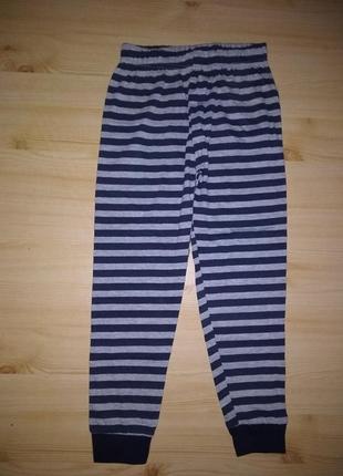 Пижамные штаны pepperts германия 122-128