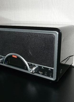 Бумбокс Bluetooth Цифра USB AUX MP3 Чистый Звук Германия Витри...