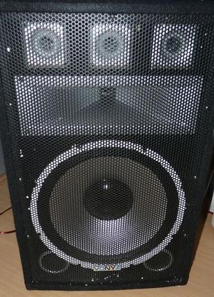 """Колонка Vonyx TX15 15"""" 1000W Супер Звук НЧ 8Ом 125дБ Германия ..."""