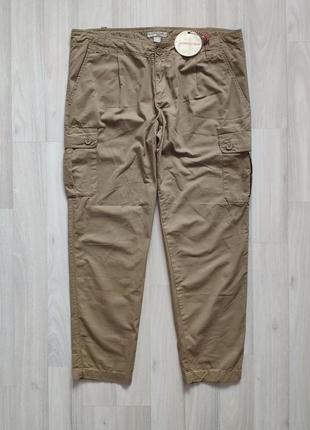 Женские повседневные брюки размер 50 же