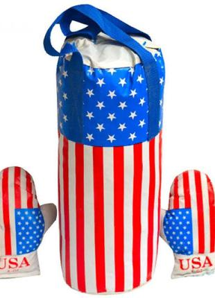 "Бокс.Набор ""Америка"" средний (10) M-USA"