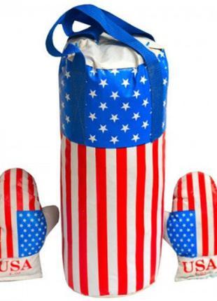 "Бокс.Набор ""Америка"" большой (1) L-USA"