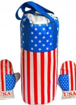 """Бокс.Набор """"Америка"""" малый (10) S-USA"""