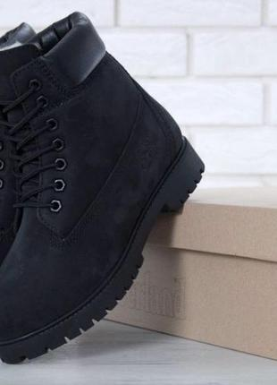 Lux timberland❤️натуральные зимние мужские ботинки