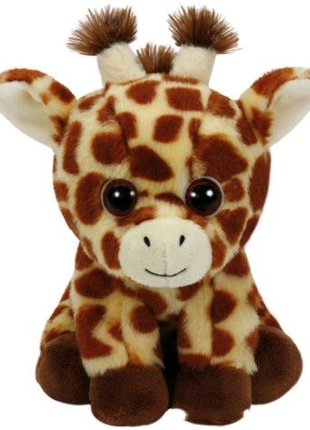М'яка іграшка TY Beanie Babies Жираф Peaches 15 см