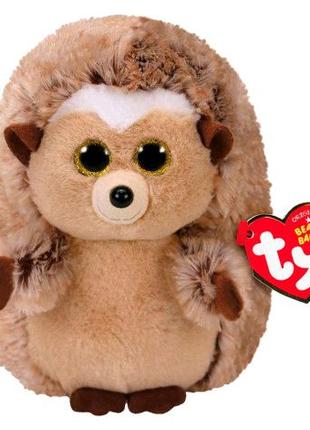 М'яка іграшка TY Beanie Babies Їжачок Іда 15 см