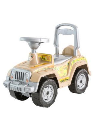 Машина-Каталка 4*4 пісочна
