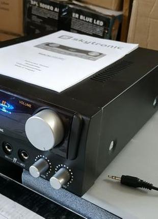Ресивер SKYTRONIC 400W Усилок Компакт HiFi от 4-8Ом караоке с ...