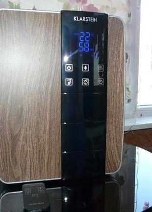 Увлажнитель Германия ионизатор Новый+Пульт 110Вт 6лит 40м² 350...
