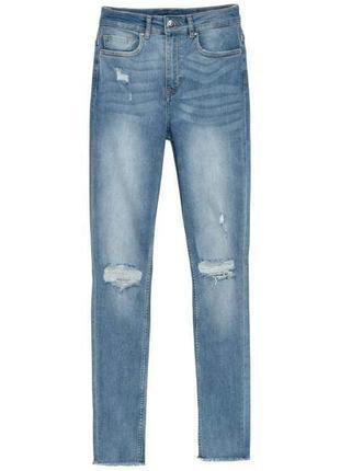 Знижка! нові джинси h&m 599 грн замість 699 грн!