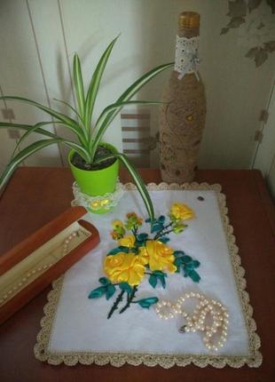 Декоративная салфетка