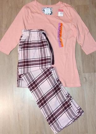 Пижама или костюм для дома primark, анг 6-8 (европ. 34-36) в п...
