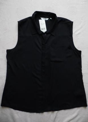 Блуза новая peacocкs размер 18(46) – реально идет на 52-54.