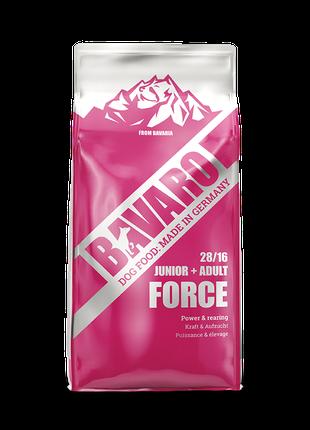 Сухой корм для собак Bavaro Force 18 кг