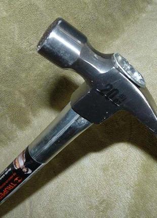 Молоток-гвоздодер Truper MTR-20 Мексика Металический Неубиваемый
