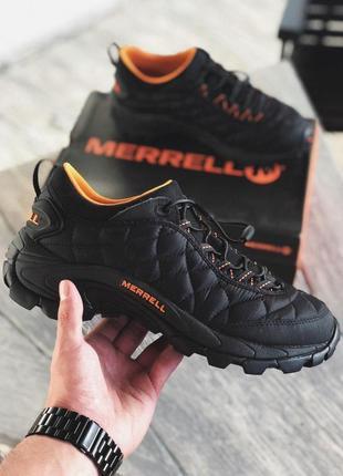 Шикарные мужские зимние ботинки/ кроссовки merrell ice cap moc...