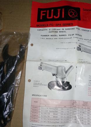 Полировальная машина FG-5PX-1 FUJI  плоскостная