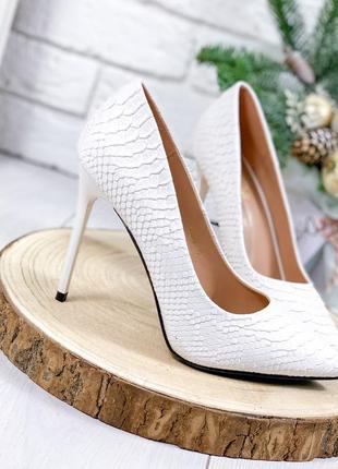 ❤ женские белые туфли  ❤
