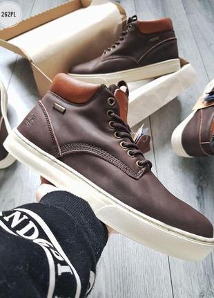 Зимние мужские высокие ботинки тимберленд с мехом, timberland ...