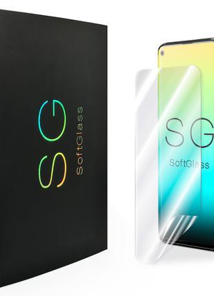 Мягкое стекло Huawei Honor 3c SoftGlass Экран