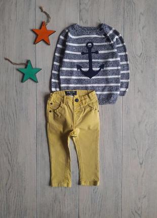 Набор свитерок + джинсы