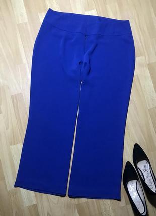 """В наличии - широкие брюки в """"королевском синем"""" *collection de..."""