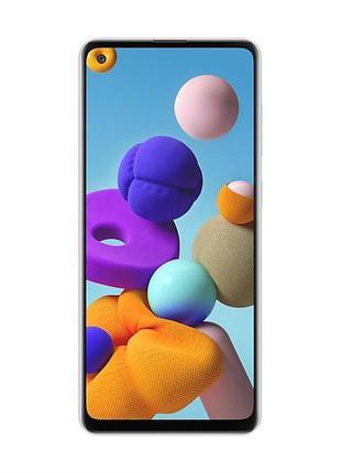 Смартфон Samsung Galaxy A21s SM-A217 3/32GB Dual Sim White (SM...