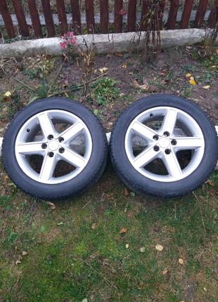 Титани диски шини колеса резина