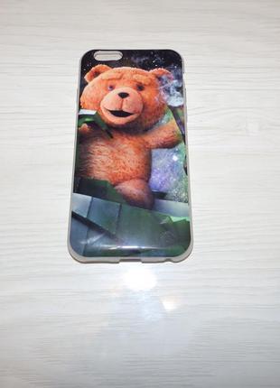 Чехол для iphone 6/6s ted