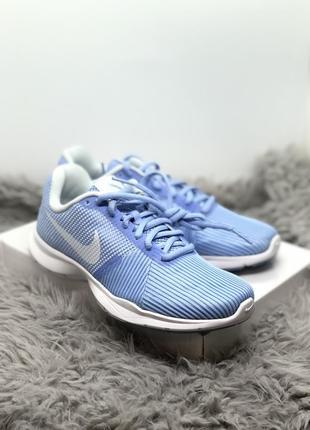 Голубые спортивные новые кроссовки бренд