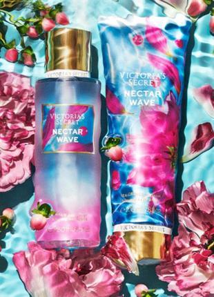 💝 парфумированный набор alluring waters 💦nectar waves💕victoria...