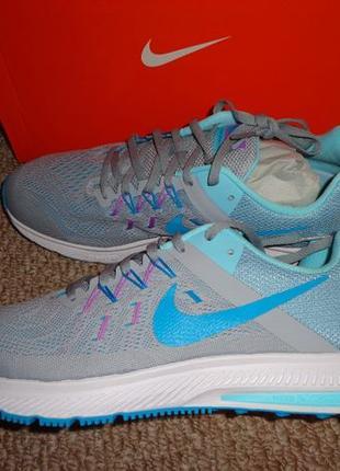 Новые кроссовки Nike Zoom Winflo 2 для бега