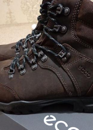 ECCO Sport Xpedition III GTX мужские новые ботинки Gore-tex 45...