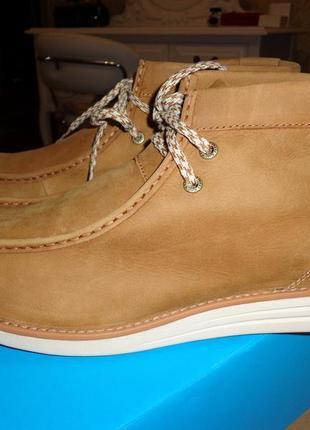 Новые мужские кожаные ботинки columbia stevenson wallaby ltr 44