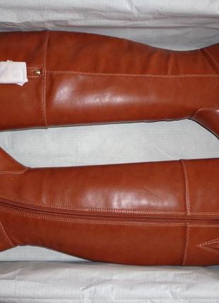 Новые женские кожаные сапоги tommy hilfiger shyenne 3