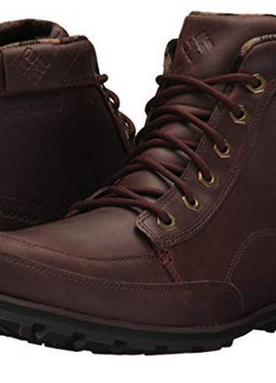 Новые зимние ботинки columbia chinook boot wp waterproof