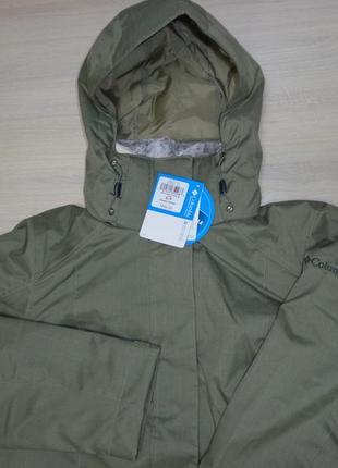 Новая женская куртка 3 в 1 columbia sleet to street interchang...