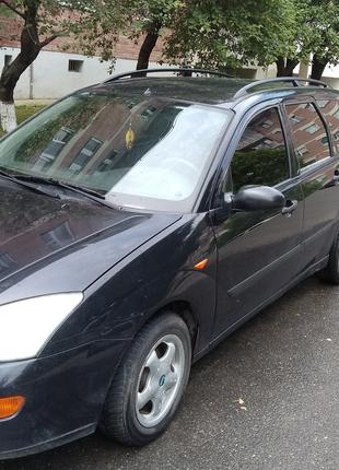 Ford Focus 1 Разбор 2001