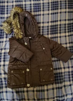 Куртка детская демисон